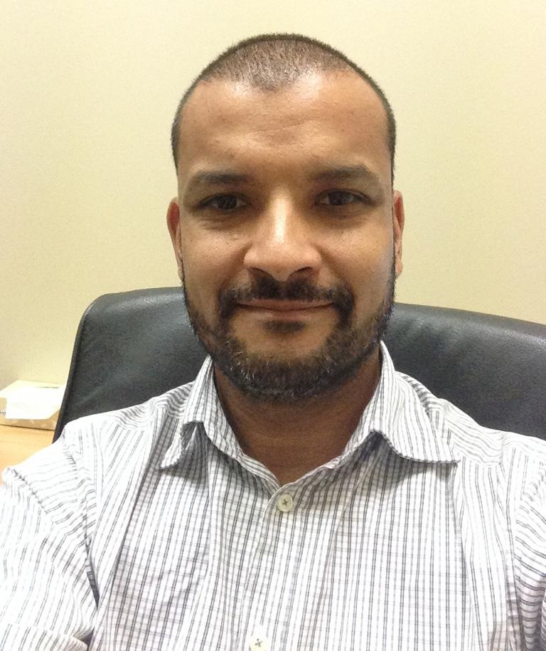 Dr Ranil Gunewardene